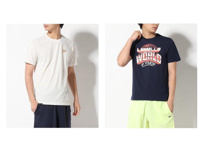 【REEBOK / MEN/リーボック】の【2021春夏】レズミルズ CNY グラフィック Tシャツ Les Mills CNY Graphic T-Shirt リーボック&【2021春夏】レズミルズ コットンTシャツ Les Mills Cotton T-Shirt リーボック 【MEN】Reebokのおすすめ!人気トレンド・男性、メンズファッションの通販 おすすめファッション通販アイテム レディースファッション・服の通販 founy(ファニー) ファッション Fashion メンズファッション MEN トップス Tops Tshirt Men シャツ Shirts NEW・新作・新着・新入荷 New Arrivals 2021年 2021 2021 春夏 S/S SS Spring/Summer 2021 S/S 春夏 SS Spring/Summer カットソー グラフィック ジャージー メンズ モチーフ レギュラー 春 Spring |ID:crp329100000017310
