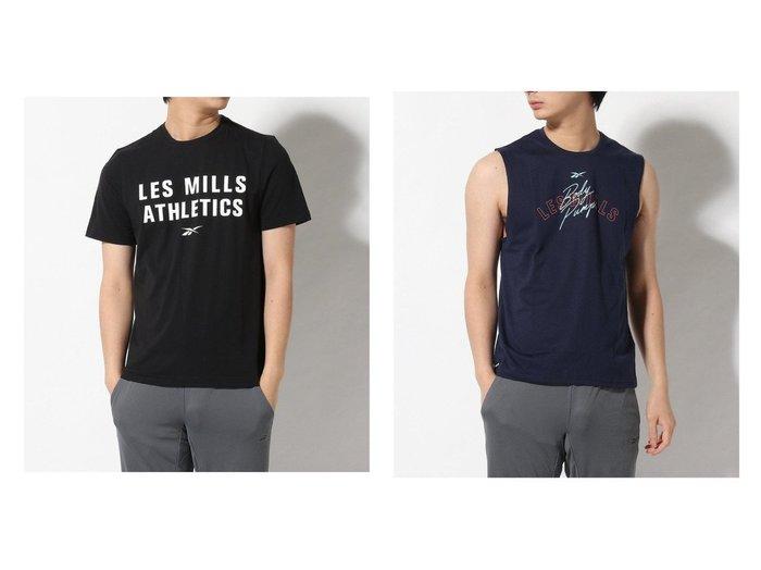【REEBOK / MEN/リーボック】の【2021春夏】レズミルズ コットンTシャツ Les Mills Cotton T-Shirt リーボック&【2021春夏】レズミルズ ボディパンプ タンクトップ Les Mills BodyPump Tank Top リーボック 【MEN】Reebokのおすすめ!人気トレンド・男性、メンズファッションの通販 おすすめファッション通販アイテム レディースファッション・服の通販 founy(ファニー) ファッション Fashion メンズファッション MEN トップス Tops Tshirt Men シャツ Shirts NEW・新作・新着・新入荷 New Arrivals 2021年 2021 2021 春夏 S/S SS Spring/Summer 2021 S/S 春夏 SS Spring/Summer カットソー グラフィック ジャージー メンズ レギュラー 春 Spring  ID:crp329100000017313