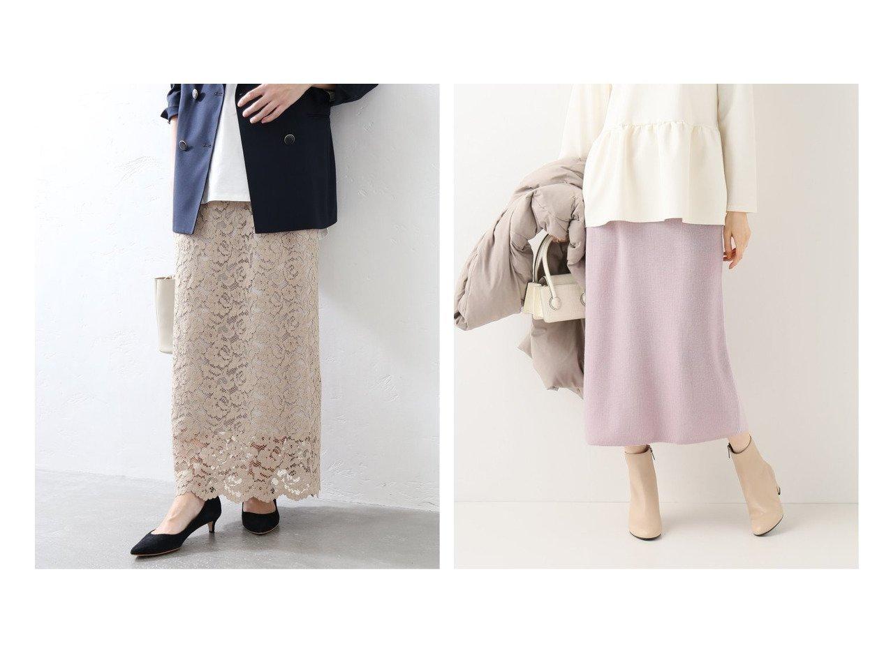 【La TOTALITE/ラ トータリテ】の12Gカタアゼスカート&レースロングタイトスカート La TOTALITEのおすすめ!人気、トレンド・レディースファッションの通販  おすすめで人気の流行・トレンド、ファッションの通販商品 メンズファッション・キッズファッション・インテリア・家具・レディースファッション・服の通販 founy(ファニー) https://founy.com/ ファッション Fashion レディースファッション WOMEN スカート Skirt 2021年 2021 2021 春夏 S/S SS Spring/Summer 2021 S/S 春夏 SS Spring/Summer アンサンブル ジャケット トレンド ビッグ レース ロング 定番 Standard 2020年 2020 2020-2021 秋冬 A/W AW Autumn/Winter / FW Fall-Winter 2020-2021 A/W 秋冬 AW Autumn/Winter / FW Fall-Winter カットソー スリット セットアップ パーカー リラックス |ID:crp329100000017360