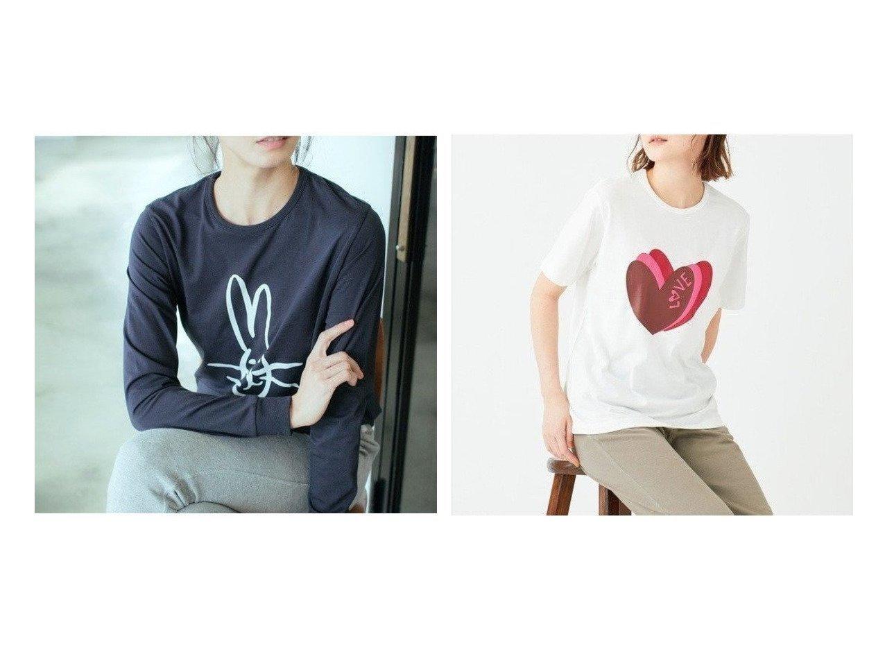 【Paul Smith/ポール スミス】の【LOUNGEWEAR】アートTシャツ&【LOUNGEWEAR】アートTシャツ(長袖) Paul Smithのおすすめ!人気、トレンド・レディースファッションの通販  おすすめで人気の流行・トレンド、ファッションの通販商品 メンズファッション・キッズファッション・インテリア・家具・レディースファッション・服の通販 founy(ファニー) https://founy.com/ ファッション Fashion レディースファッション WOMEN トップス Tops Tshirt シャツ/ブラウス Shirts Blouses ロング / Tシャツ T-Shirts アンダー カラフル ストライプ 長袖 ベーシック ボックス モチーフ リラックス ロング ワーク 送料無料 Free Shipping  ID:crp329100000017614