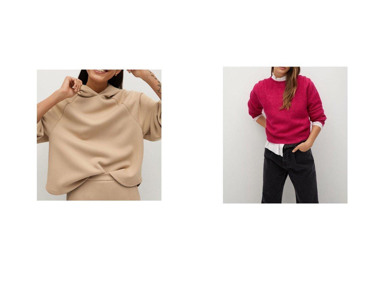 【MANGO/マンゴ】のスウェットシャツ .-- TAMMY&セーター .-- NARVONA MANGOのおすすめ!人気、トレンド・レディースファッションの通販  おすすめで人気の流行・トレンド、ファッションの通販商品 メンズファッション・キッズファッション・インテリア・家具・レディースファッション・服の通販 founy(ファニー) https://founy.com/ ファッション Fashion レディースファッション WOMEN トップス Tops Tshirt シャツ/ブラウス Shirts Blouses パーカ Sweats スウェット Sweat 2021年 2021 2021 春夏 S/S SS Spring/Summer 2021 S/S 春夏 SS Spring/Summer 春 Spring セーター プリーツ ラウンド 長袖 |ID:crp329100000017711