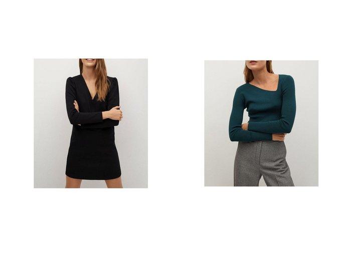 【MANGO/マンゴ】のミニワンピース .-- CAROLINA&セーター .-- TRIANGLE MANGOのおすすめ!人気、トレンド・レディースファッションの通販  おすすめファッション通販アイテム レディースファッション・服の通販 founy(ファニー) ファッション Fashion レディースファッション WOMEN ワンピース Dress 2021年 2021 2021 春夏 S/S SS Spring/Summer 2021 S/S 春夏 SS Spring/Summer エアリー ストレート 春 Spring 長袖 |ID:crp329100000017716