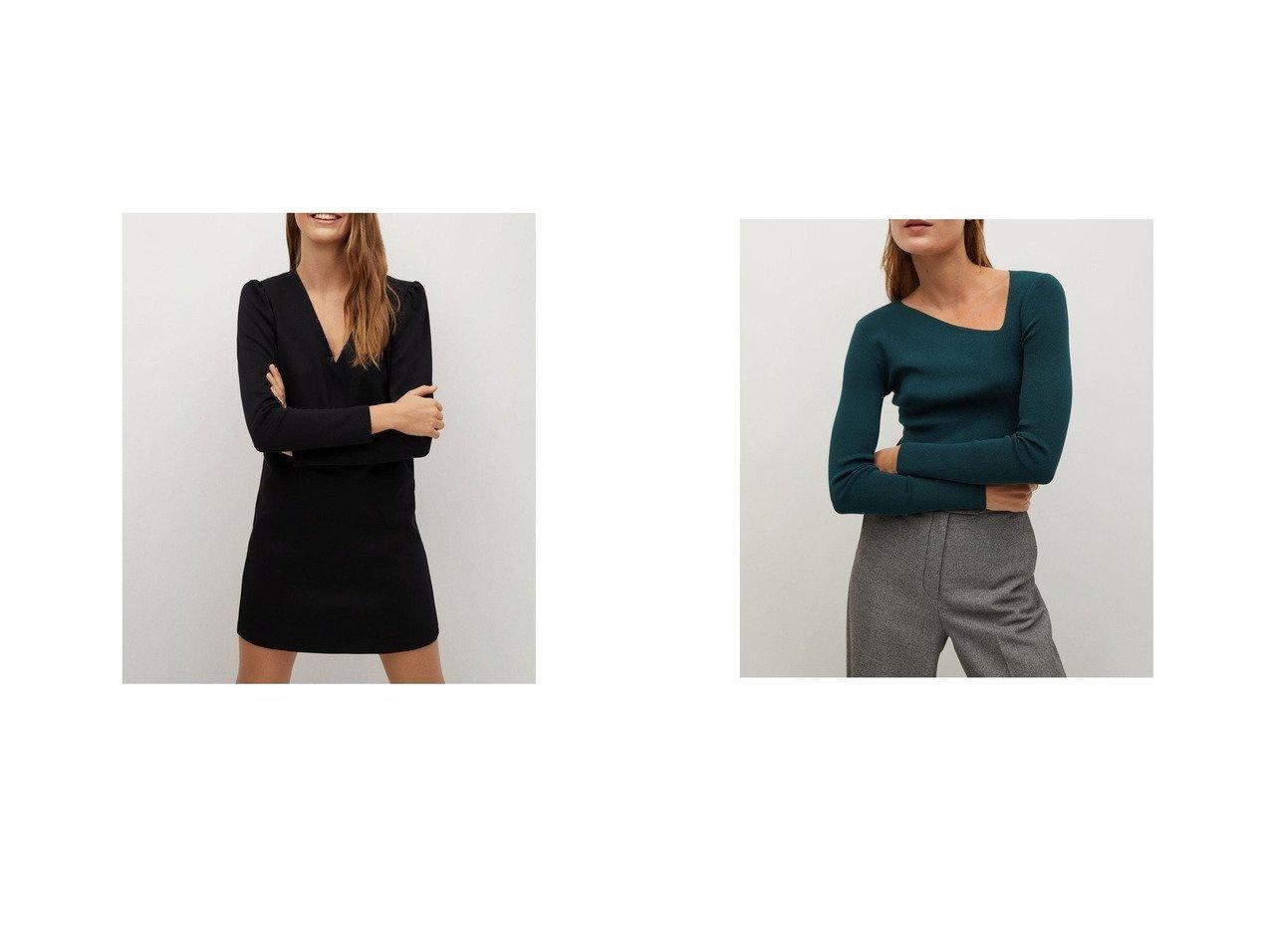 【MANGO/マンゴ】のミニワンピース .-- CAROLINA&セーター .-- TRIANGLE MANGOのおすすめ!人気、トレンド・レディースファッションの通販  おすすめで人気の流行・トレンド、ファッションの通販商品 メンズファッション・キッズファッション・インテリア・家具・レディースファッション・服の通販 founy(ファニー) https://founy.com/ ファッション Fashion レディースファッション WOMEN ワンピース Dress 2021年 2021 2021 春夏 S/S SS Spring/Summer 2021 S/S 春夏 SS Spring/Summer エアリー ストレート 春 Spring 長袖 |ID:crp329100000017716