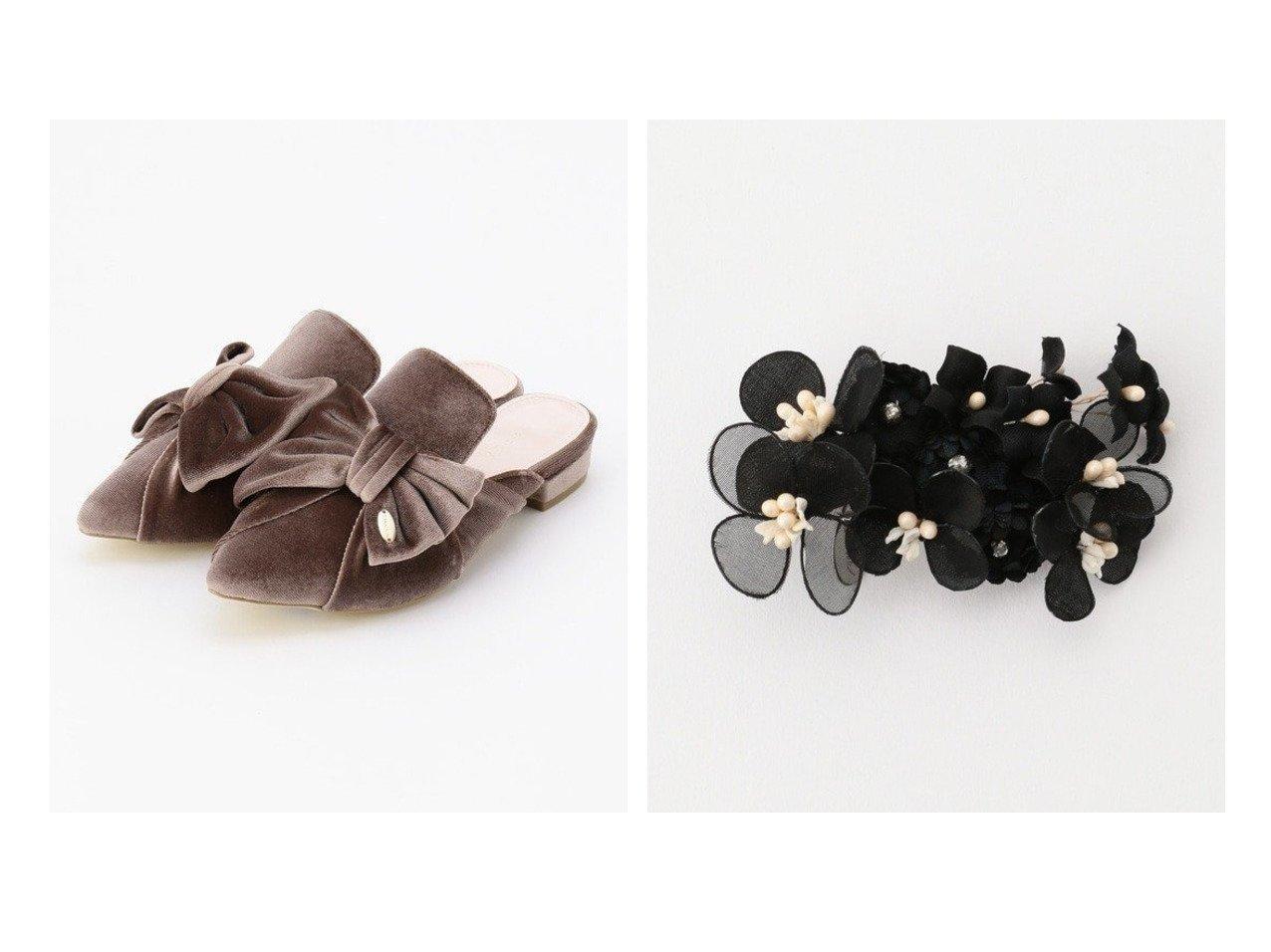 【TOCCA/トッカ】のVELVET RIBBON slipons スリッポン&ATELIERSENKA GARDEN ブローチ TOCCAのおすすめ!人気、トレンド・レディースファッションの通販  おすすめで人気の流行・トレンド、ファッションの通販商品 メンズファッション・キッズファッション・インテリア・家具・レディースファッション・服の通販 founy(ファニー) https://founy.com/ ファッション Fashion レディースファッション WOMEN 送料無料 Free Shipping A/W 秋冬 AW Autumn/Winter / FW Fall-Winter 冬 Winter スリッポン デニム ベルベット リボン リラックス ロング 2020年 2020 2020 春夏 S/S SS Spring/Summer 2020 S/S 春夏 SS Spring/Summer エレガント シンプル ダメージ フォルム フォーマル ブローチ  ID:crp329100000017764