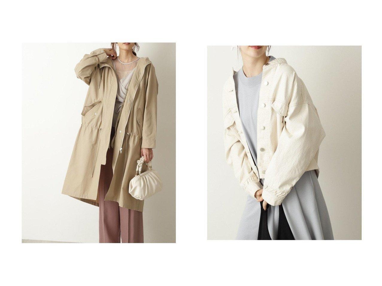 【JILLSTUART/ジルスチュアート】のサシャコート&キミージャケットブルゾン JILLSTUARTのおすすめ!人気、トレンド・レディースファッションの通販  おすすめで人気の流行・トレンド、ファッションの通販商品 メンズファッション・キッズファッション・インテリア・家具・レディースファッション・服の通販 founy(ファニー) https://founy.com/ ファッション Fashion レディースファッション WOMEN アウター Coat Outerwear コート Coats ジャケット Jackets ブルゾン Blouson Jackets テーラードジャケット Tailored Jackets NEW・新作・新着・新入荷 New Arrivals ジャケット スタンダード ドロップ ビッグ フォルム ブルゾン 再入荷 Restock/Back in Stock/Re Arrival 春 Spring グログラン モッズコート ライナー ロング |ID:crp329100000017802