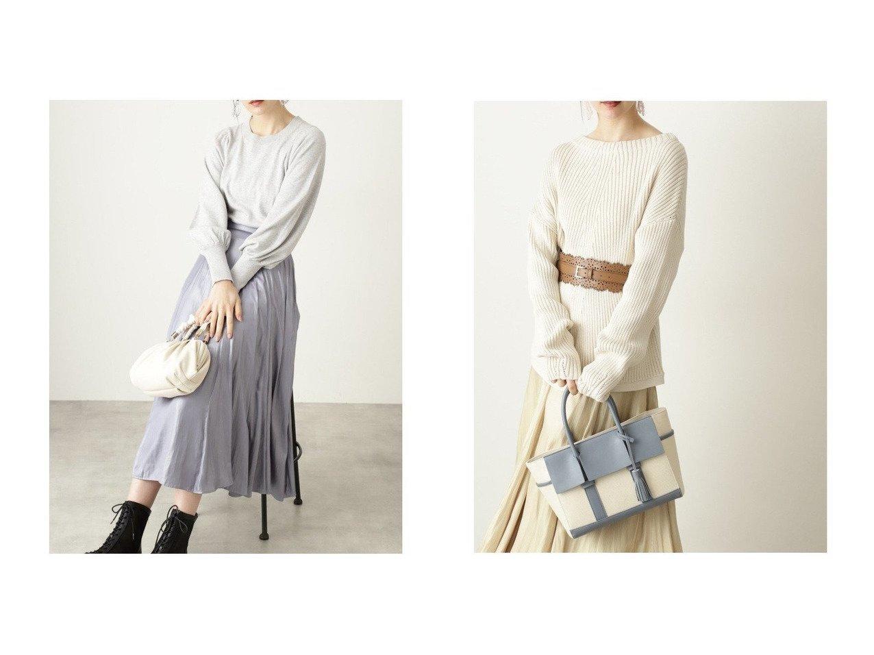 【JILLSTUART/ジルスチュアート】のイザベルスカート&マルセラニット JILLSTUARTのおすすめ!人気、トレンド・レディースファッションの通販  おすすめで人気の流行・トレンド、ファッションの通販商品 メンズファッション・キッズファッション・インテリア・家具・レディースファッション・服の通販 founy(ファニー) https://founy.com/ ファッション Fashion レディースファッション WOMEN スカート Skirt トップス Tops Tshirt ニット Knit Tops NEW・新作・新着・新入荷 New Arrivals サテン スニーカー シンプル スタンダード 再入荷 Restock/Back in Stock/Re Arrival |ID:crp329100000017810