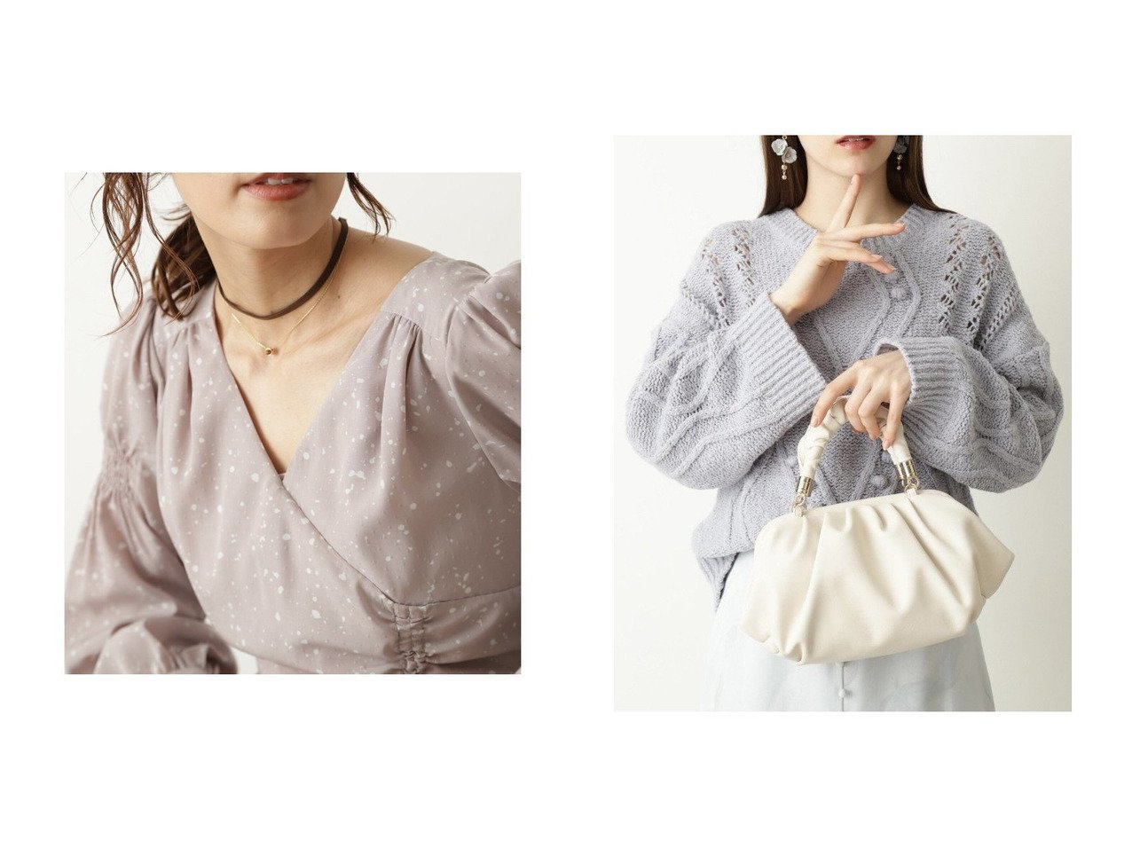 【JILLSTUART/ジルスチュアート】のトリアバッグ&ベスチョーカー JILLSTUARTのおすすめ!人気、トレンド・レディースファッションの通販  おすすめで人気の流行・トレンド、ファッションの通販商品 メンズファッション・キッズファッション・インテリア・家具・レディースファッション・服の通販 founy(ファニー) https://founy.com/ ファッション Fashion レディースファッション WOMEN バッグ Bag NEW・新作・新着・新入荷 New Arrivals アクセサリー コンビ スエード ストーン チェーン モチーフ 再入荷 Restock/Back in Stock/Re Arrival ギャザー クラッチ ショルダー トレンド フェミニン フリル 春 Spring |ID:crp329100000017814