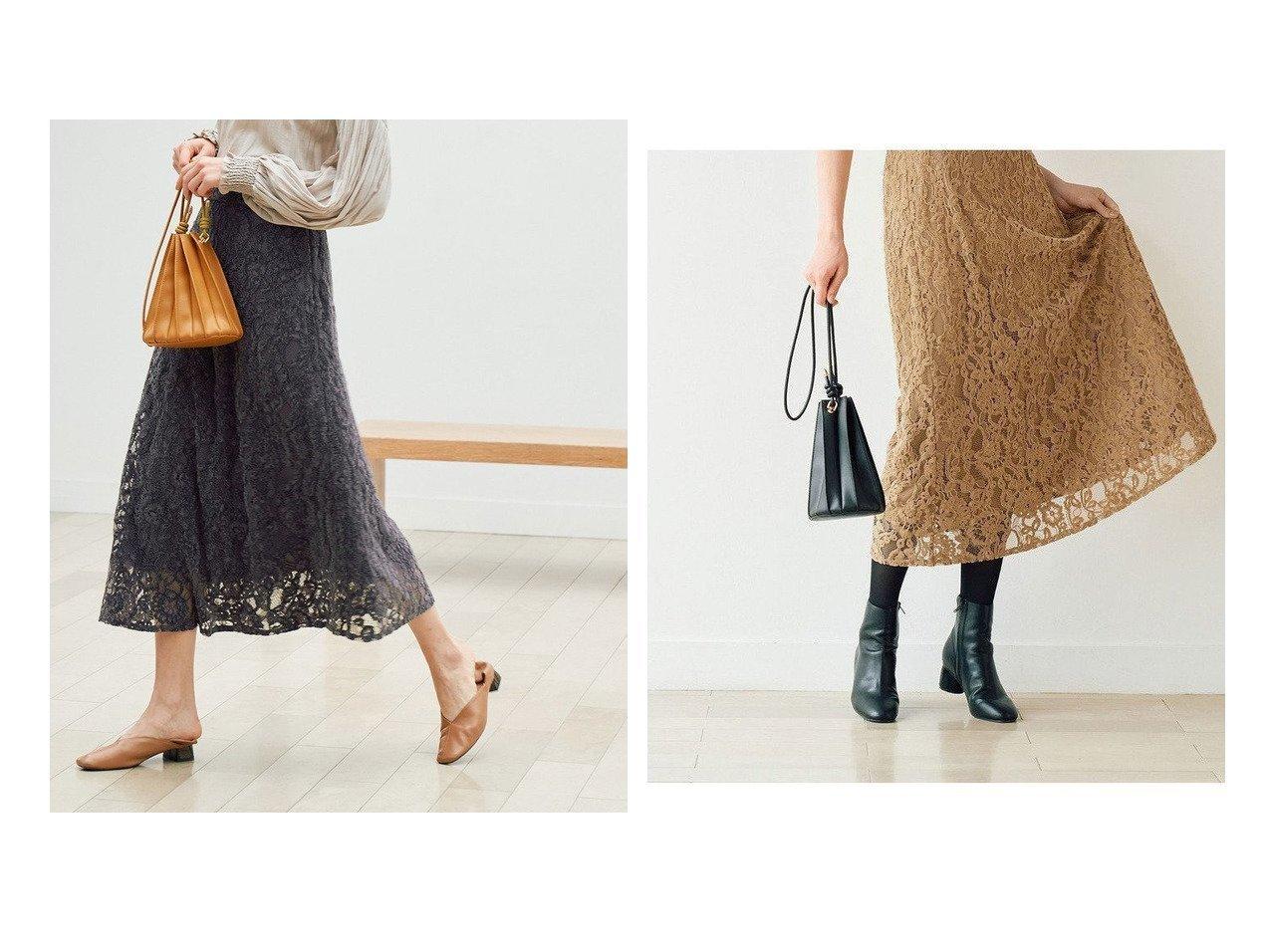 【ROPE' PICNIC/ロペピクニック】の【emur】モールレースマーメイドスカート ROPEのおすすめ!人気、トレンド・レディースファッションの通販  おすすめで人気の流行・トレンド、ファッションの通販商品 メンズファッション・キッズファッション・インテリア・家具・レディースファッション・服の通販 founy(ファニー) https://founy.com/ ファッション Fashion レディースファッション WOMEN スカート Skirt スウェット バランス パーカー プレミアム ポケット レース ロング |ID:crp329100000017840