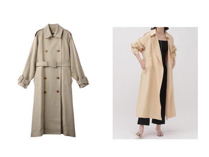 【Chaos/カオス】のインセタオーバーコート&CRペーパーライトコート Chaosのおすすめ!人気、トレンド・レディースファッションの通販 おすすめファッション通販アイテム レディースファッション・服の通販 founy(ファニー) ファッション Fashion レディースファッション WOMEN アウター Coat Outerwear コート Coats ペーパー リネン ロング 再入荷 Restock/Back in Stock/Re Arrival 2021年 2021 2021 春夏 S/S SS Spring/Summer 2021 S/S 春夏 SS Spring/Summer イタリア 春 Spring |ID:crp329100000018004