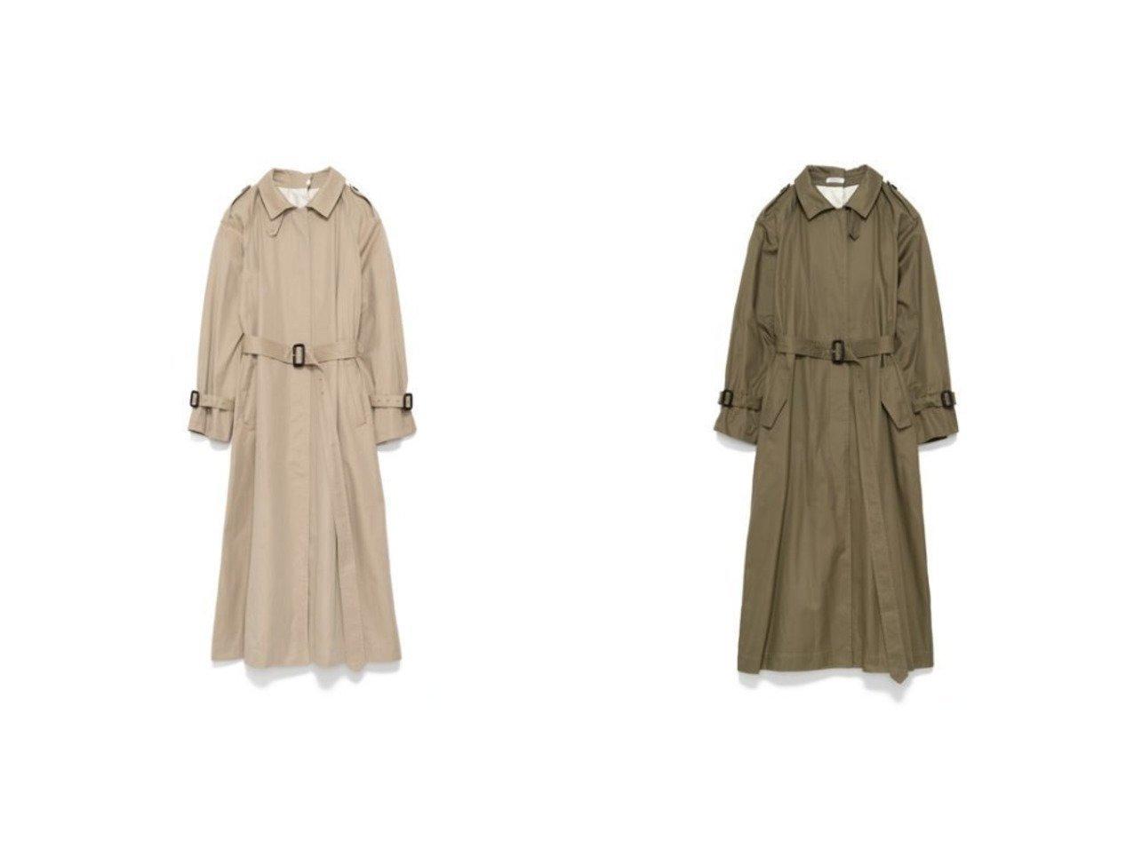 【CASA FLINE/カーサフライン】のモーターサイクルロングコート CASA FLINEのおすすめ!人気、トレンド・レディースファッションの通販 おすすめで人気の流行・トレンド、ファッションの通販商品 メンズファッション・キッズファッション・インテリア・家具・レディースファッション・服の通販 founy(ファニー) https://founy.com/ ファッション Fashion レディースファッション WOMEN アウター Coat Outerwear コート Coats シンプル スタンド スリーブ マニッシュ ロング |ID:crp329100000018049