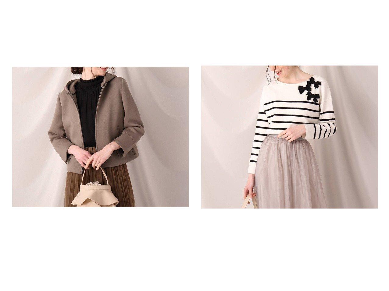 【Couture Brooch/クチュール ブローチ】のダンボール2WAYジップアップアウター&ミラノリブボーダーニット Couture Broochのおすすめ!人気、トレンド・レディースファッションの通販 おすすめで人気の流行・トレンド、ファッションの通販商品 メンズファッション・キッズファッション・インテリア・家具・レディースファッション・服の通販 founy(ファニー) https://founy.com/ ファッション Fashion レディースファッション WOMEN アウター Coat Outerwear トップス Tops Tshirt ニット Knit Tops 2020年 2020 2020-2021 秋冬 A/W AW Autumn/Winter / FW Fall-Winter 2020-2021 A/W 秋冬 AW Autumn/Winter / FW Fall-Winter ジャケット スリット フロント ポケット 2021年 2021 2021 春夏 S/S SS Spring/Summer 2021 S/S 春夏 SS Spring/Summer インナー チュニック ブローチ ボーダー ミラノリブ 春 Spring |ID:crp329100000018068