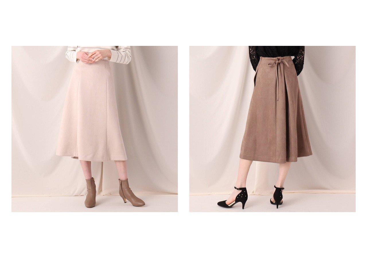 【Couture Brooch/クチュール ブローチ】のフェイクスエードサス付きスカート Couture Broochのおすすめ!人気、トレンド・レディースファッションの通販 おすすめで人気の流行・トレンド、ファッションの通販商品 メンズファッション・キッズファッション・インテリア・家具・レディースファッション・服の通販 founy(ファニー) https://founy.com/ ファッション Fashion レディースファッション WOMEN スカート Skirt 2020年 2020 2020-2021 秋冬 A/W AW Autumn/Winter / FW Fall-Winter 2020-2021 A/W 秋冬 AW Autumn/Winter / FW Fall-Winter サスペンダー スウェード フェイクスウェード フェミニン ポケット マーメイド リボン |ID:crp329100000018071