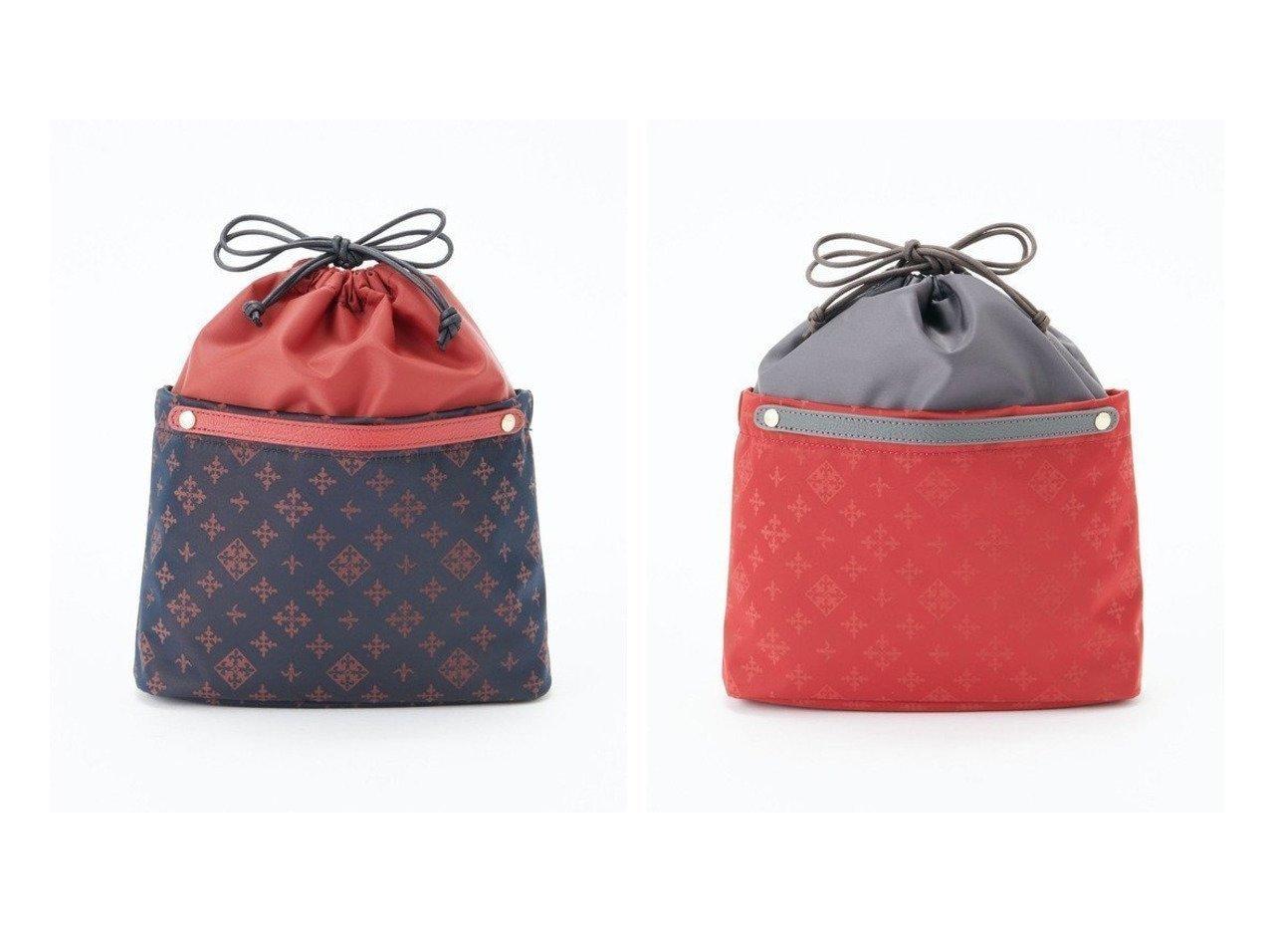 【russet/ラシット】の巾着型バッグインバッグ(Z-290) russetのおすすめ!人気、トレンド・レディースファッションの通販 おすすめで人気の流行・トレンド、ファッションの通販商品 メンズファッション・キッズファッション・インテリア・家具・レディースファッション・服の通販 founy(ファニー) https://founy.com/ ファッション Fashion レディースファッション WOMEN 財布 Wallets 送料無料 Free Shipping オレンジ シンプル スマート ポケット 巾着 財布 |ID:crp329100000018073