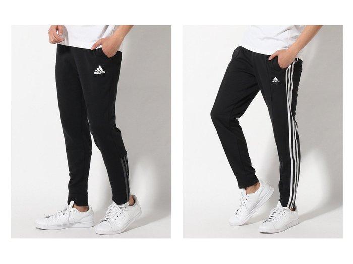 【adidas Sports Performance / MEN/アディダス スポーツ パフォーマンス】のエッセンシャルズ マットカット 3ストライプス パンツ Essentials Matte Cut 3-Stripes Pants アディダス&マストハブ 3ストライプス トラックパンツ(ジャージ) Must Haves 3-Stripes Track Pants アディダス adidasのおすすめ!人気、トレンド・レディースファッションの通販 おすすめファッション通販アイテム インテリア・キッズ・メンズ・レディースファッション・服の通販 founy(ファニー) https://founy.com/ ファッション Fashion メンズファッション MEN ボトムス Bottoms Men ジーンズ スポーツ ダブル ポケット 再入荷 Restock/Back in Stock/Re Arrival クラシック ジャージ ドローコード ファブリック 水着 |ID:crp329100000018231