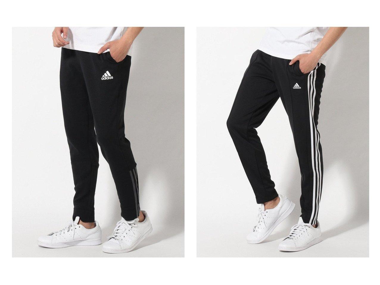 【adidas Sports Performance / MEN/アディダス スポーツ パフォーマンス】のエッセンシャルズ マットカット 3ストライプス パンツ Essentials Matte Cut 3-Stripes Pants アディダス&マストハブ 3ストライプス トラックパンツ(ジャージ) Must Haves 3-Stripes Track Pants アディダス adidasのおすすめ!人気、トレンド・レディースファッションの通販 おすすめで人気の流行・トレンド、ファッションの通販商品 メンズファッション・キッズファッション・インテリア・家具・レディースファッション・服の通販 founy(ファニー) https://founy.com/ ファッション Fashion メンズファッション MEN ボトムス Bottoms Men ジーンズ スポーツ ダブル ポケット 再入荷 Restock/Back in Stock/Re Arrival クラシック ジャージ ドローコード ファブリック 水着 |ID:crp329100000018231