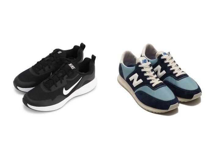 【new balance / MEN/ニューバランス】のNew Balance MLC100AA&【NIKE / MEN/ナイキ】のウェアオールデイ 【MEN】おすすめ!人気トレンド・男性、メンズファッションの通販 おすすめファッション通販アイテム レディースファッション・服の通販 founy(ファニー) ファッション Fashion メンズファッション MEN シューズ・靴 Shoes Men スニーカー Sneakers シューズ スニーカー スポーツ スリッポン フォーム メッシュ |ID:crp329100000018308