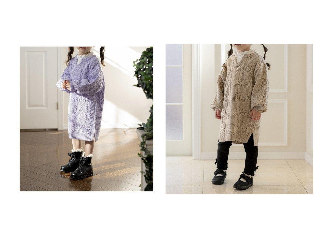 【Catherine Cottage / KIDS/キャサリンコテージ】のキーネックニットワンピース KIDS】子供服のおすすめ!人気トレンド・キッズファッションの通販 おすすめで人気の流行・トレンド、ファッションの通販商品 メンズファッション・キッズファッション・インテリア・家具・レディースファッション・服の通販 founy(ファニー) https://founy.com/ ファッション Fashion キッズファッション KIDS トップス Tops Tees Kids ワンピース Dress Kids A/W 秋冬 AW Autumn/Winter / FW Fall-Winter スニーカー スリット セーター タイツ デニム 冬 Winter 定番 Standard 秋 Autumn/Fall |ID:crp329100000018381