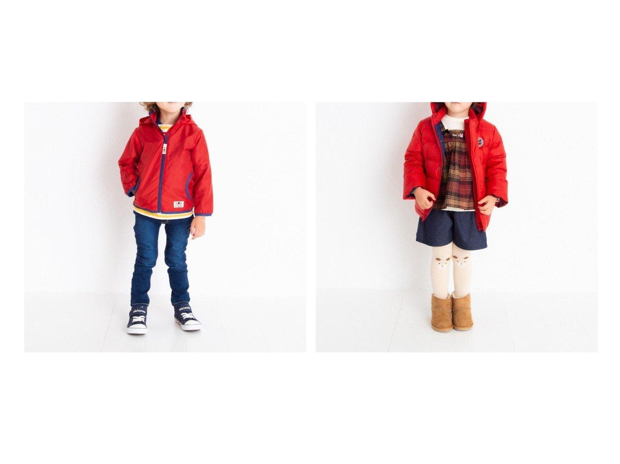 【MIKI HOUSE HOT BISCUITS / KIDS/ミキハウスホットビスケッツ】のウォッシャブル ダウンジャンケットウ(80~120cm)&はっ水 ウインドブレーカー(80~130cm) KIDS】子供服のおすすめ!人気トレンド・キッズファッションの通販 おすすめで人気の流行・トレンド、ファッションの通販商品 メンズファッション・キッズファッション・インテリア・家具・レディースファッション・服の通販 founy(ファニー) https://founy.com/ ファッション Fashion キッズファッション KIDS アウター Coat Outerwear Kids コーティング ブルゾン ループ ウォッシャブル ジャケット ダウン チェック |ID:crp329100000018384