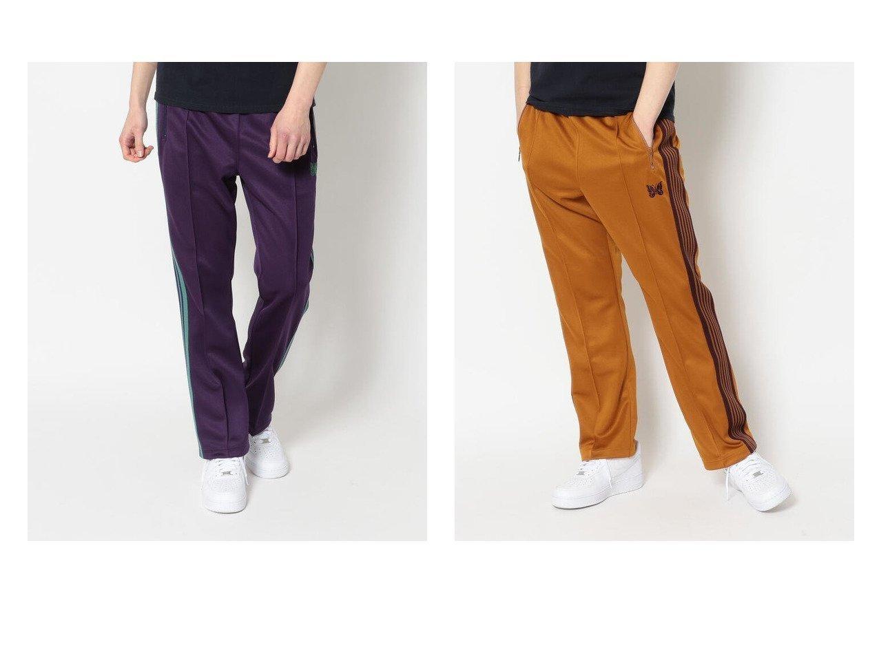 【UNCUT BOUND / MEN/アンカットバウンド】のNEEDLES(ニードルズ) Narrow Track Pant 【MEN】おすすめ!人気トレンド・男性、メンズファッションの通販 おすすめで人気の流行・トレンド、ファッションの通販商品 メンズファッション・キッズファッション・インテリア・家具・レディースファッション・服の通販 founy(ファニー) https://founy.com/ ファッション Fashion メンズファッション MEN ボトムス Bottoms Men 春 Spring ジャージー スタイリッシュ 定番 Standard 人気 S/S 春夏 SS Spring/Summer NEW・新作・新着・新入荷 New Arrivals |ID:crp329100000018436