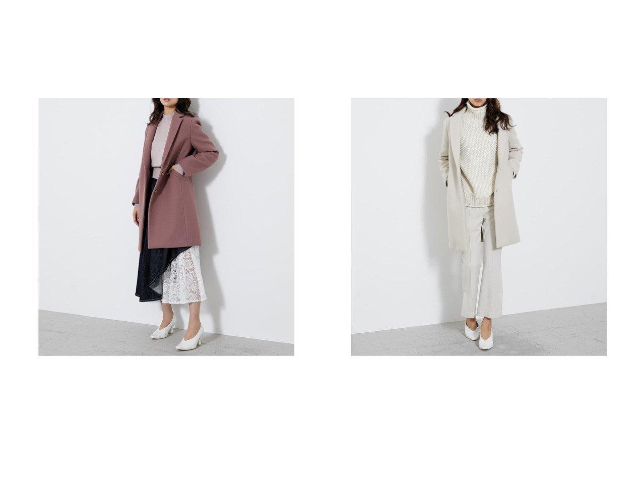 【rienda/リエンダ】のテーラードウールライクJK PNK&テーラードウールライクJK SLYのおすすめ!人気、トレンド・レディースファッションの通販 おすすめで人気の流行・トレンド、ファッションの通販商品 メンズファッション・キッズファッション・インテリア・家具・レディースファッション・服の通販 founy(ファニー) https://founy.com/ ファッション Fashion レディースファッション WOMEN アクリル 春 Spring テーラード パターン 2021年 2021 S/S 春夏 SS Spring/Summer 2021 春夏 S/S SS Spring/Summer 2021  ID:crp329100000018476
