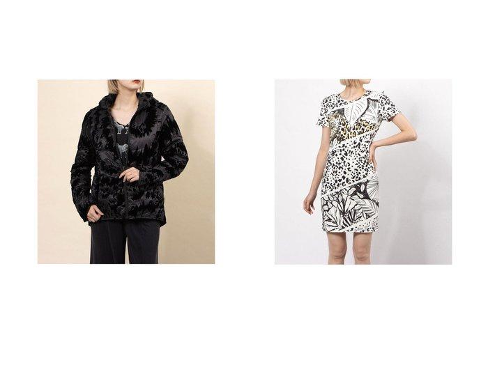 【Desigual/デシグアル】のパッド入り半オーバーコート PADDED VELUR&ワンピース半袖 BE WILD Desigualのおすすめ!人気、トレンド・レディースファッションの通販 おすすめ人気トレンドファッション通販アイテム 人気、トレンドファッション・服の通販 founy(ファニー) ファッション Fashion レディースファッション WOMEN ワンピース Dress アウター Coat Outerwear コート Coats 2021年 2021 2021 春夏 S/S SS Spring/Summer 2021 S/S 春夏 SS Spring/Summer アニマル 半袖 春 Spring 2020年 2020 2020-2021 秋冬 A/W AW Autumn/Winter / FW Fall-Winter 2020-2021 A/W 秋冬 AW Autumn/Winter / FW Fall-Winter ジャケット フィット ベルベット ポケット レギュラー 無地 長袖 |ID:crp329100000018489