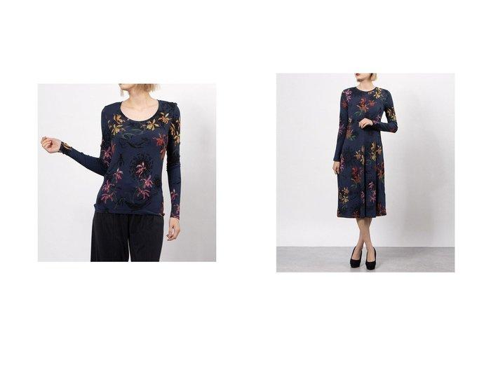 【Desigual/デシグアル】のワンピース長袖 KOKO&Tシャツ長袖 BRUSELAS Desigualのおすすめ!人気、トレンド・レディースファッションの通販 おすすめ人気トレンドファッション通販アイテム 人気、トレンドファッション・服の通販 founy(ファニー) ファッション Fashion レディースファッション WOMEN トップス Tops Tshirt シャツ/ブラウス Shirts Blouses ロング / Tシャツ T-Shirts ワンピース Dress 2021年 2021 2021 春夏 S/S SS Spring/Summer 2021 S/S 春夏 SS Spring/Summer 春 Spring 長袖 |ID:crp329100000018494