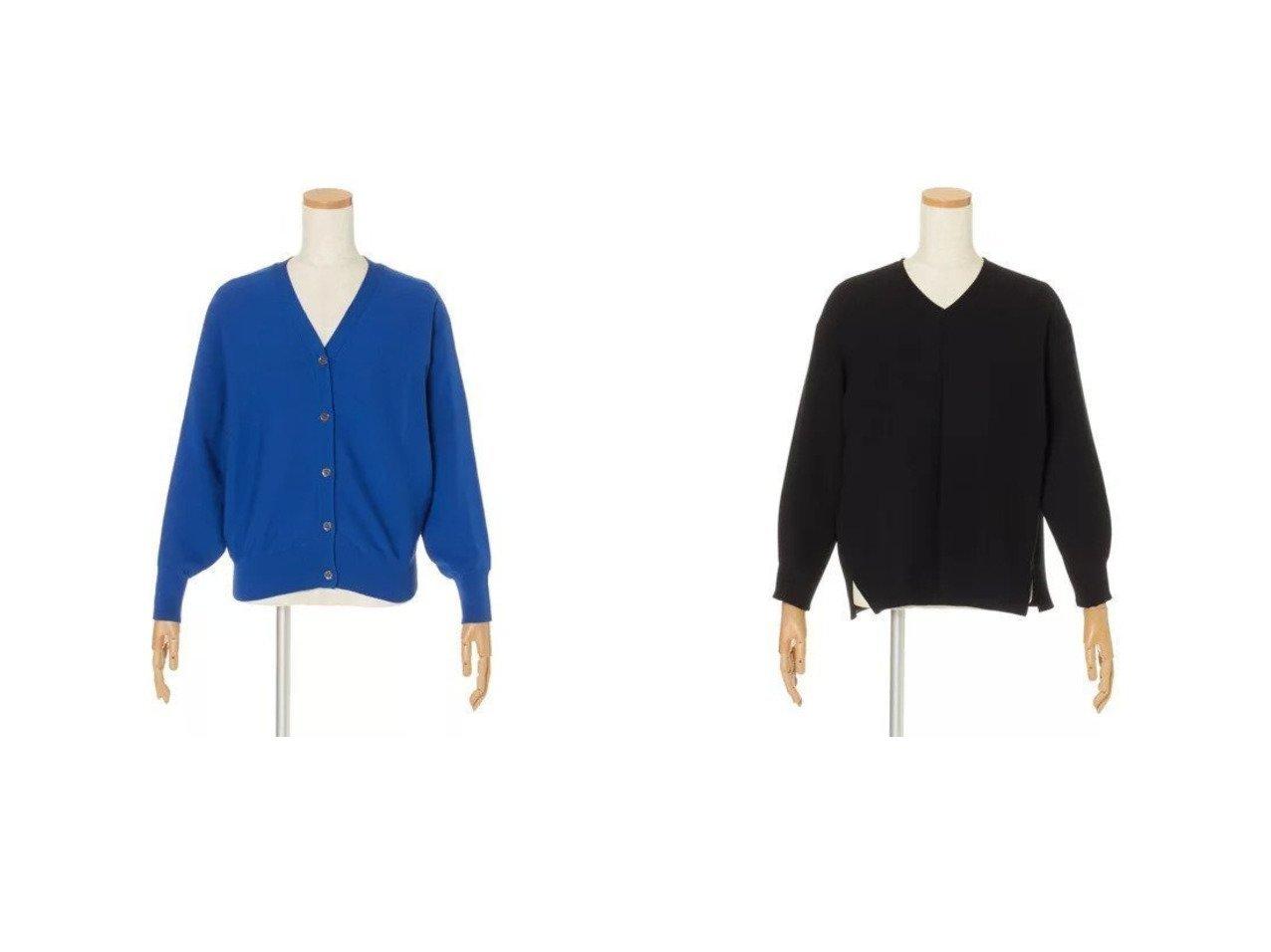【12closet/トゥエルブクローゼット】の【洗える】綿シルクドルマンスリーブカーディガン&【洗える】Vネックブラウス 12closetのおすすめ!人気、トレンド・レディースファッションの通販  おすすめで人気の流行・トレンド、ファッションの通販商品 メンズファッション・キッズファッション・インテリア・家具・レディースファッション・服の通販 founy(ファニー) https://founy.com/ ファッション Fashion レディースファッション WOMEN トップス Tops Tshirt カーディガン Cardigans Vネック V-Neck シャツ/ブラウス Shirts Blouses カーディガン シルク スポーティ 洗える クール ショルダー ドレープ ドロップ 長袖 |ID:crp329100000018535