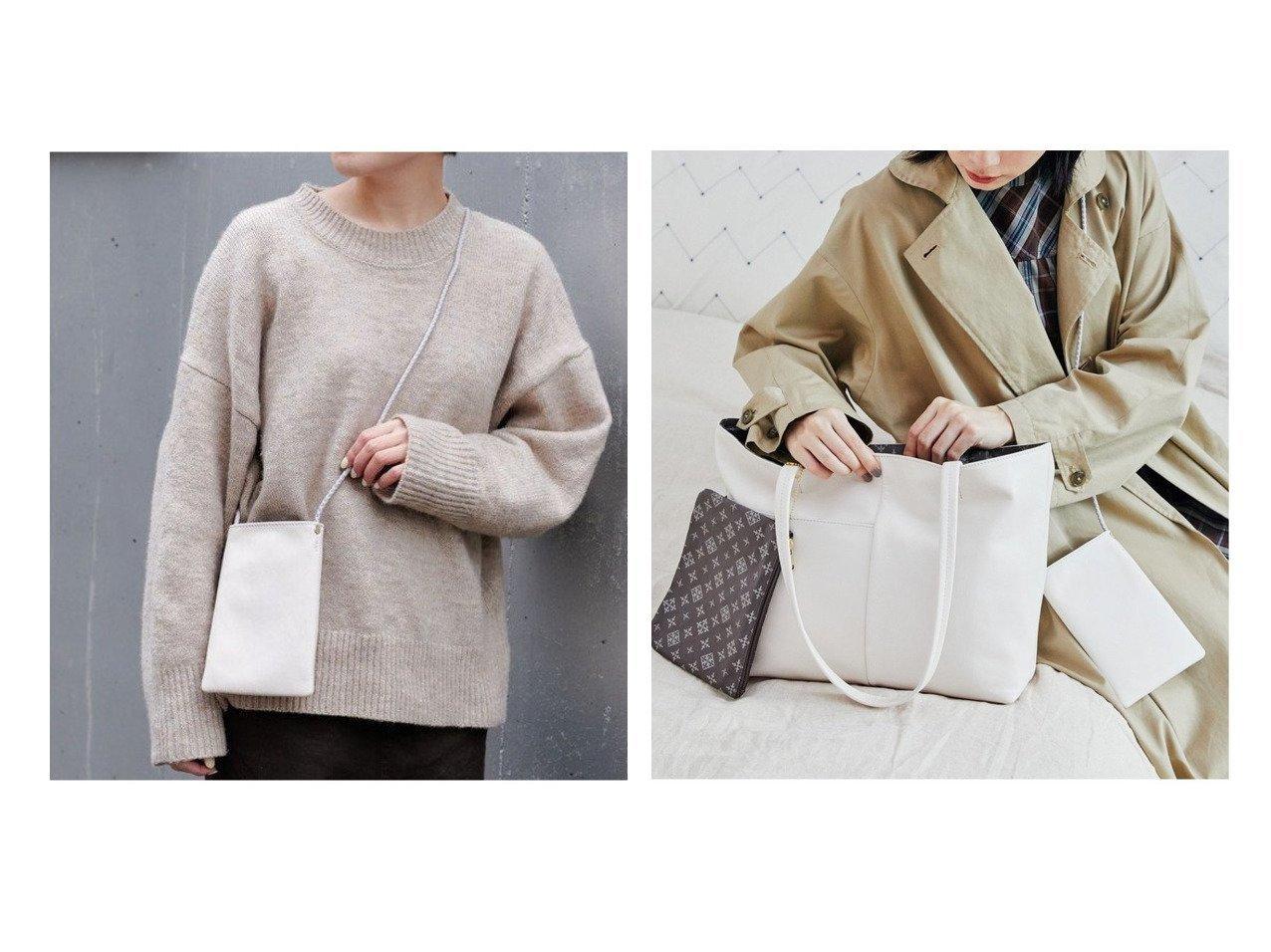 【russet/ラシット】のソフトレザートートバッグ(CE-923)&【NEW】ソフトレザーフォーンバッグ(CE-806) russetのおすすめ!人気、トレンド・レディースファッションの通販 おすすめで人気の流行・トレンド、ファッションの通販商品 メンズファッション・キッズファッション・インテリア・家具・レディースファッション・服の通販 founy(ファニー) https://founy.com/ ファッション Fashion レディースファッション WOMEN 財布 Wallets バッグ Bag シンプル スマート 財布 人気 送料無料 Free Shipping NEW・新作・新着・新入荷 New Arrivals アシンメトリー ポケット ポーチ マグネット モノトーン |ID:crp329100000018607