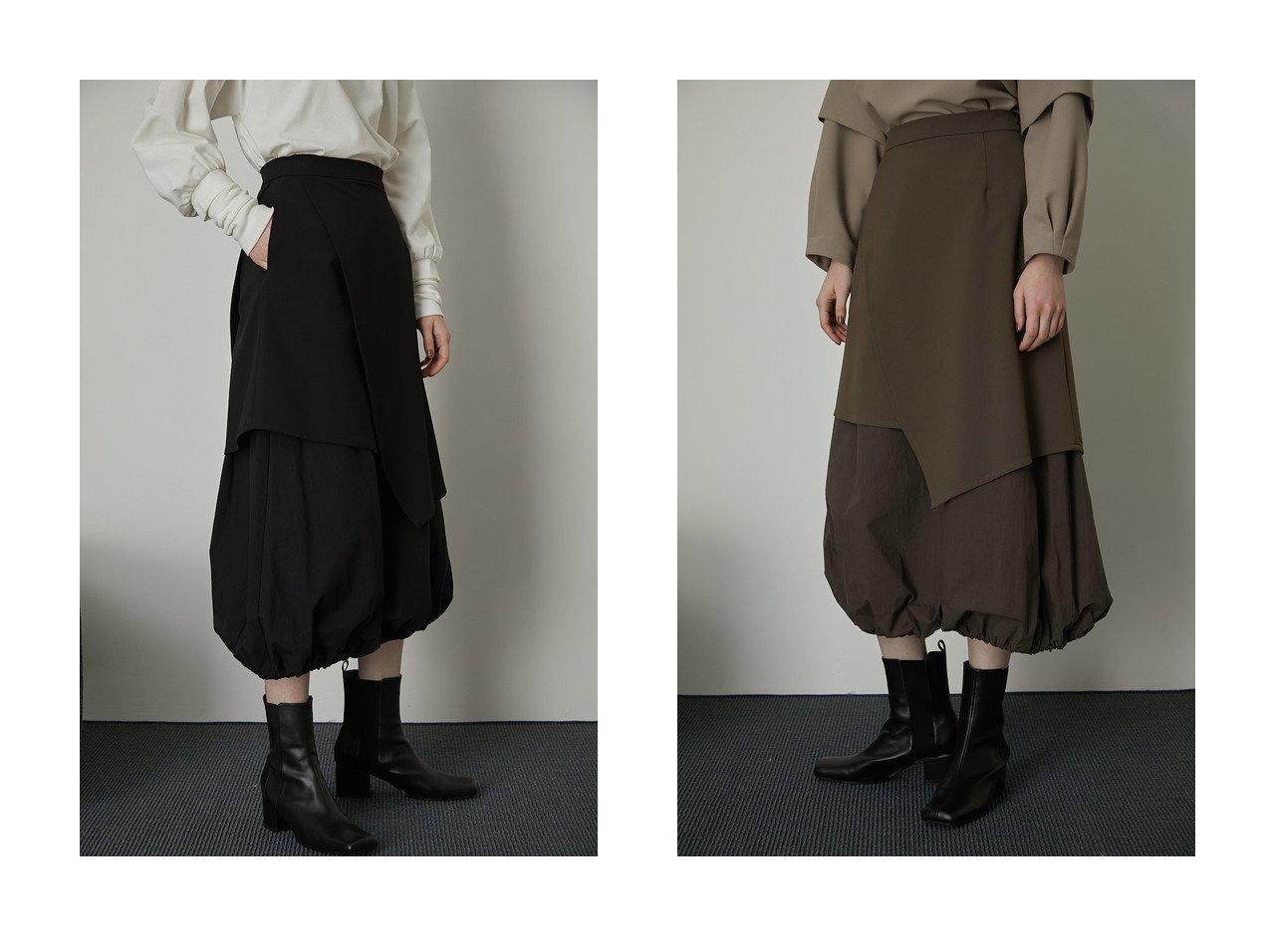 【RIM.ARK/リムアーク】のスカート RIM.ARKのおすすめ!人気、トレンド・レディースファッションの通販 おすすめで人気の流行・トレンド、ファッションの通販商品 メンズファッション・キッズファッション・インテリア・家具・レディースファッション・服の通販 founy(ファニー) https://founy.com/ ファッション Fashion レディースファッション WOMEN スカート Skirt ロングスカート Long Skirt 2021年 2021 2021 春夏 S/S SS Spring/Summer 2021 S/S 春夏 SS Spring/Summer ドッキング ドローストリング マキシ ロング 切替 春 Spring |ID:crp329100000018760
