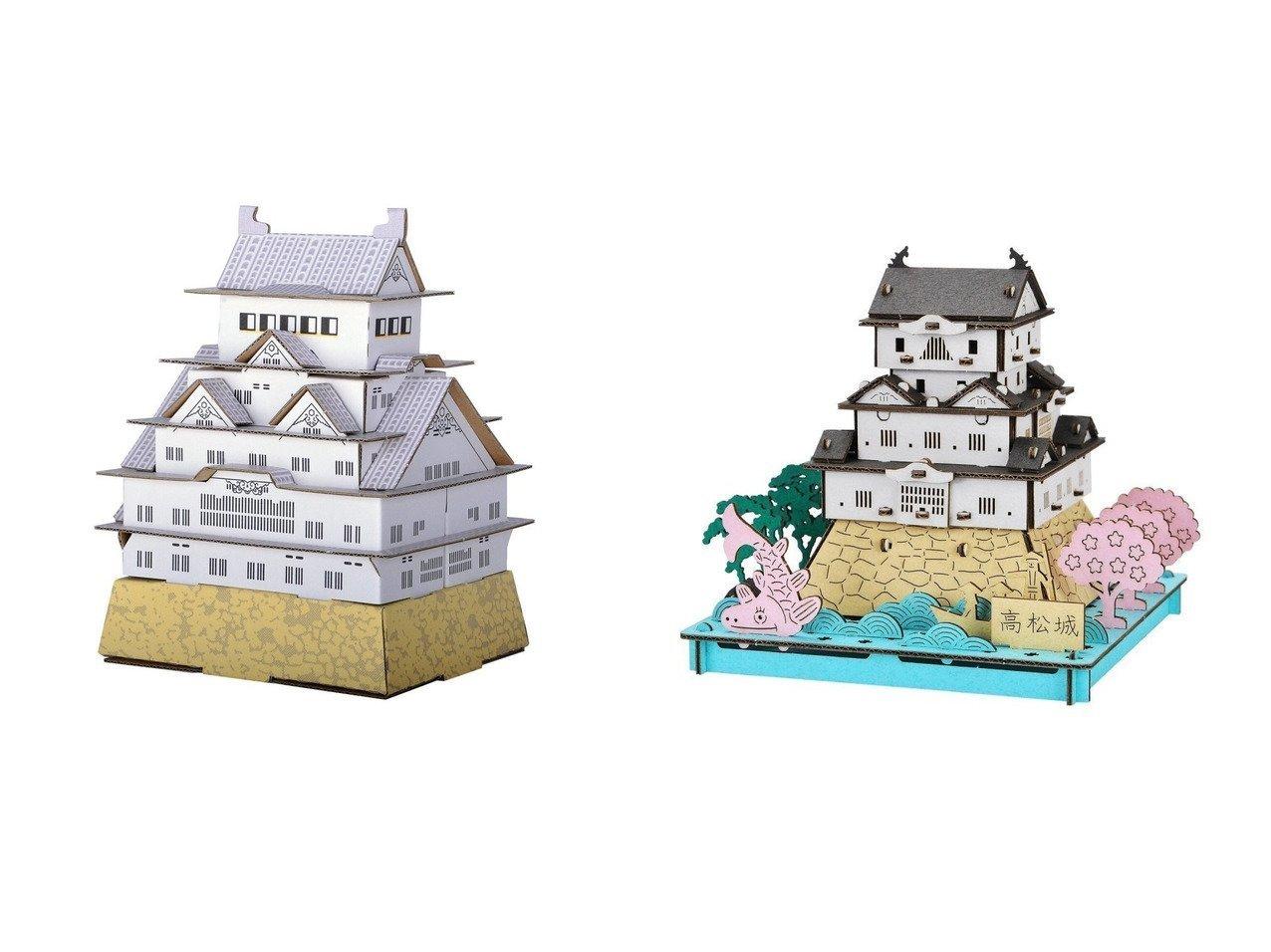【BEAMS JAPAN/ビームス ジャパン】のPUSU PUSU 日本の名所 ペーパークラフト&日本のお城 ペーパークラフト 【INTERIOR】JAPANのおすすめ!人気、インテリア・家具の通販 おすすめで人気の流行・トレンド、ファッションの通販商品 メンズファッション・キッズファッション・インテリア・家具・レディースファッション・服の通販 founy(ファニー) https://founy.com/ ファッション Fashion レディースファッション WOMEN シンプル ペーパー |ID:crp329100000018765