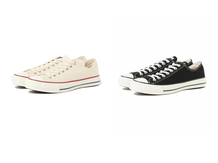 【BEAMS / MEN/ビームス】のCANVAS ALL STAR JAPAN OX 【INTERIOR】JAPANのおすすめ!人気、インテリア・家具の通販 おすすめファッション通販アイテム インテリア・キッズ・メンズ・レディースファッション・服の通販 founy(ファニー) https://founy.com/ ファッション Fashion メンズファッション MEN シューズ・靴 Shoes Men スニーカー Sneakers インソール キャンバス シューズ スニーカー ヴィンテージ |ID:crp329100000018787