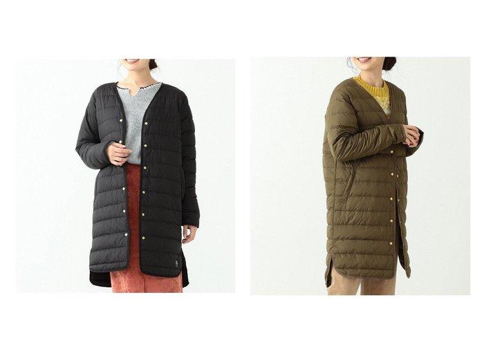 【BEAMS HEART/ビームス ハート】のロング ダウンジャケット BEAMSのおすすめ!人気、トレンド・レディースファッションの通販  おすすめ人気トレンドファッション通販アイテム インテリア・キッズ・メンズ・レディースファッション・服の通販 founy(ファニー) https://founy.com/ ファッション Fashion レディースファッション WOMEN アウター Coat Outerwear コート Coats ジャケット Jackets ダッフルコート Duffle Coats ジャケット ダウン ダッフルコート フレンチ ミドル ロング |ID:crp329100000018805