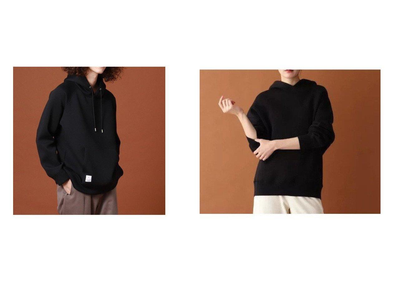 【DRESSTERIOR/ドレステリア】のダンボールニットパーカー&カシミヤタッチコットン裏毛パーカー DRESSTERIORのおすすめ!人気、トレンド・レディースファッションの通販  おすすめで人気の流行・トレンド、ファッションの通販商品 メンズファッション・キッズファッション・インテリア・家具・レディースファッション・服の通販 founy(ファニー) https://founy.com/ ファッション Fashion レディースファッション WOMEN トップス Tops Tshirt ニット Knit Tops パーカ Sweats スウェット Sweat シンプル スリーブ パーカー ベーシック 再入荷 Restock/Back in Stock/Re Arrival NEW・新作・新着・新入荷 New Arrivals なめらか カシミヤ スウェット  ID:crp329100000018956