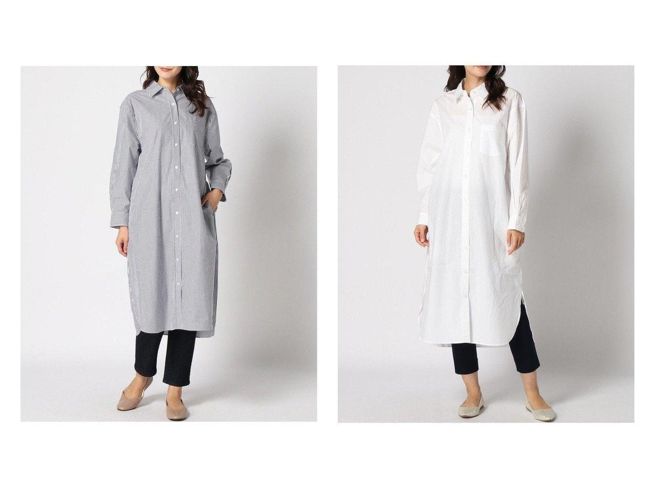 【BANANA REPUBLIC/バナナ リパブリック】のポプリン シャツワンピース BANANA REPUBLICのおすすめ!人気、トレンド・レディースファッションの通販 おすすめで人気の流行・トレンド、ファッションの通販商品 メンズファッション・キッズファッション・インテリア・家具・レディースファッション・服の通販 founy(ファニー) https://founy.com/ ファッション Fashion レディースファッション WOMEN ワンピース Dress シャツワンピース Shirt Dresses フィット フロント ポケット ラウンド |ID:crp329100000019105