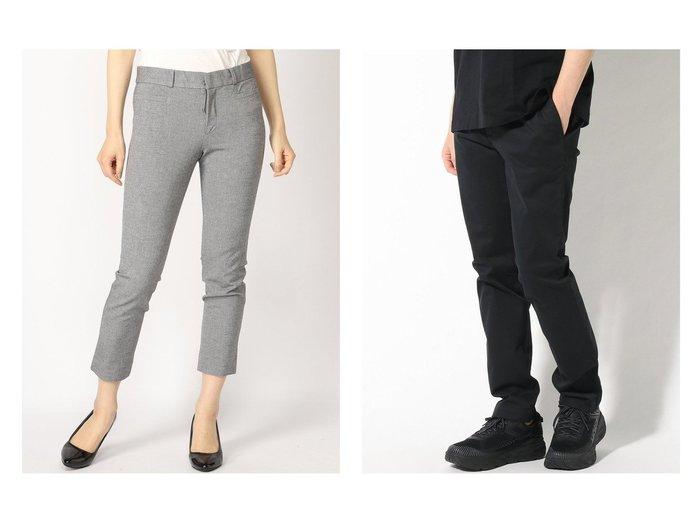 【BANANA REPUBLIC/バナナ リパブリック】のSloan Skinny-Fit ウォッシャブルパンツ&Aiden Rapid Movement スリムチノ BANANA REPUBLICのおすすめ!人気、トレンド・レディースファッションの通販 おすすめファッション通販アイテム インテリア・キッズ・メンズ・レディースファッション・服の通販 founy(ファニー) https://founy.com/ ファッション Fashion レディースファッション WOMEN パンツ Pants アンクル クロップド ジーンズ ストレッチ フィット ループ コイン ジップ スリム フロント ポケット |ID:crp329100000019110