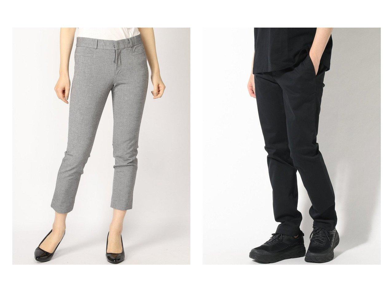 【BANANA REPUBLIC/バナナ リパブリック】のSloan Skinny-Fit ウォッシャブルパンツ&Aiden Rapid Movement スリムチノ BANANA REPUBLICのおすすめ!人気、トレンド・レディースファッションの通販 おすすめで人気の流行・トレンド、ファッションの通販商品 メンズファッション・キッズファッション・インテリア・家具・レディースファッション・服の通販 founy(ファニー) https://founy.com/ ファッション Fashion レディースファッション WOMEN パンツ Pants アンクル クロップド ジーンズ ストレッチ フィット ループ コイン ジップ スリム フロント ポケット |ID:crp329100000019110