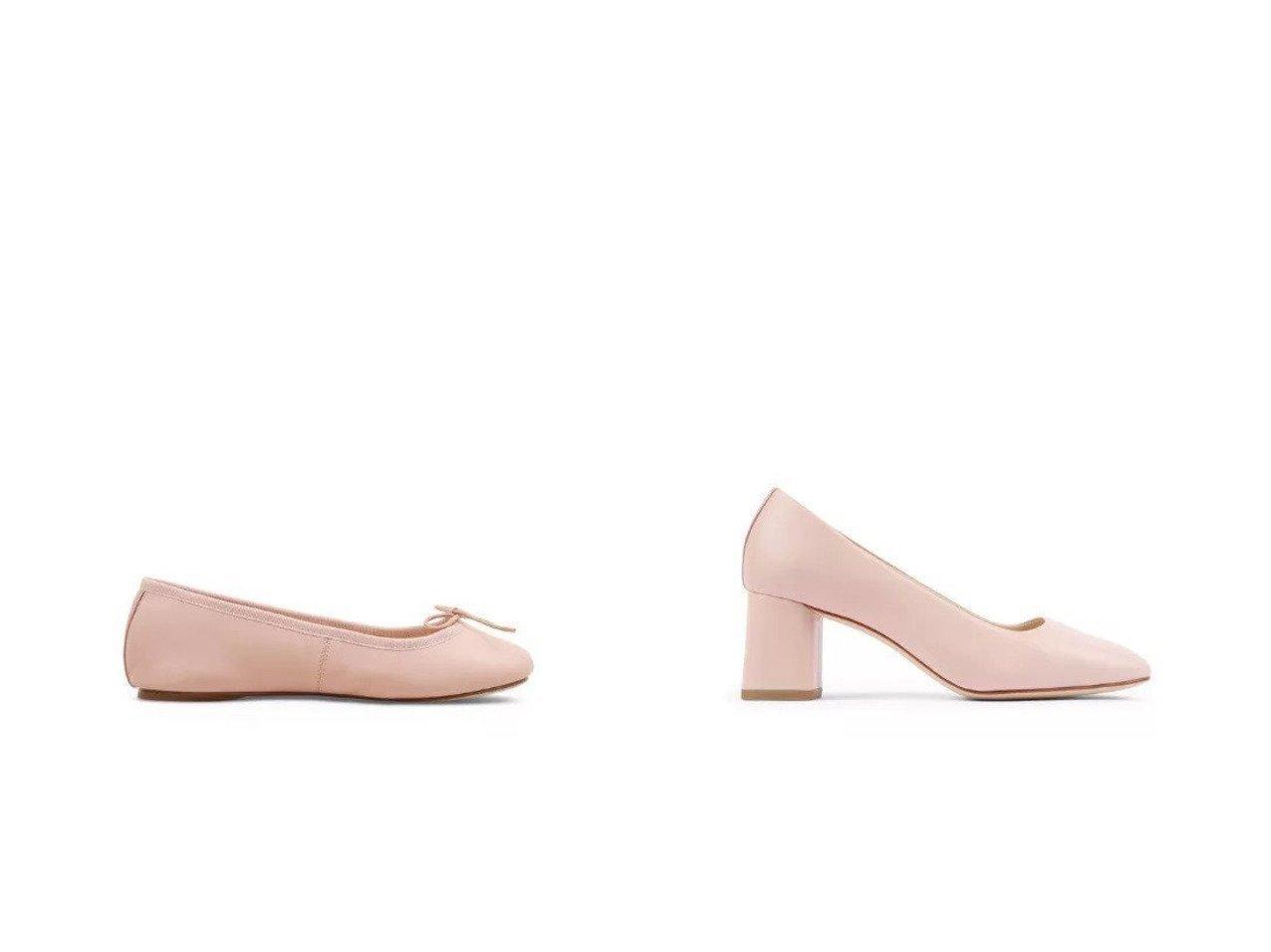【repetto/レペット】のRuby Ballerinas&Marlow Pumps repettoのおすすめ!人気、トレンド・レディースファッションの通販 おすすめで人気の流行・トレンド、ファッションの通販商品 メンズファッション・キッズファッション・インテリア・家具・レディースファッション・服の通販 founy(ファニー) https://founy.com/ ファッション Fashion レディースファッション WOMEN シューズ シンプル バレエ フィット フェミニン フラット レース ブロック モダン |ID:crp329100000019113