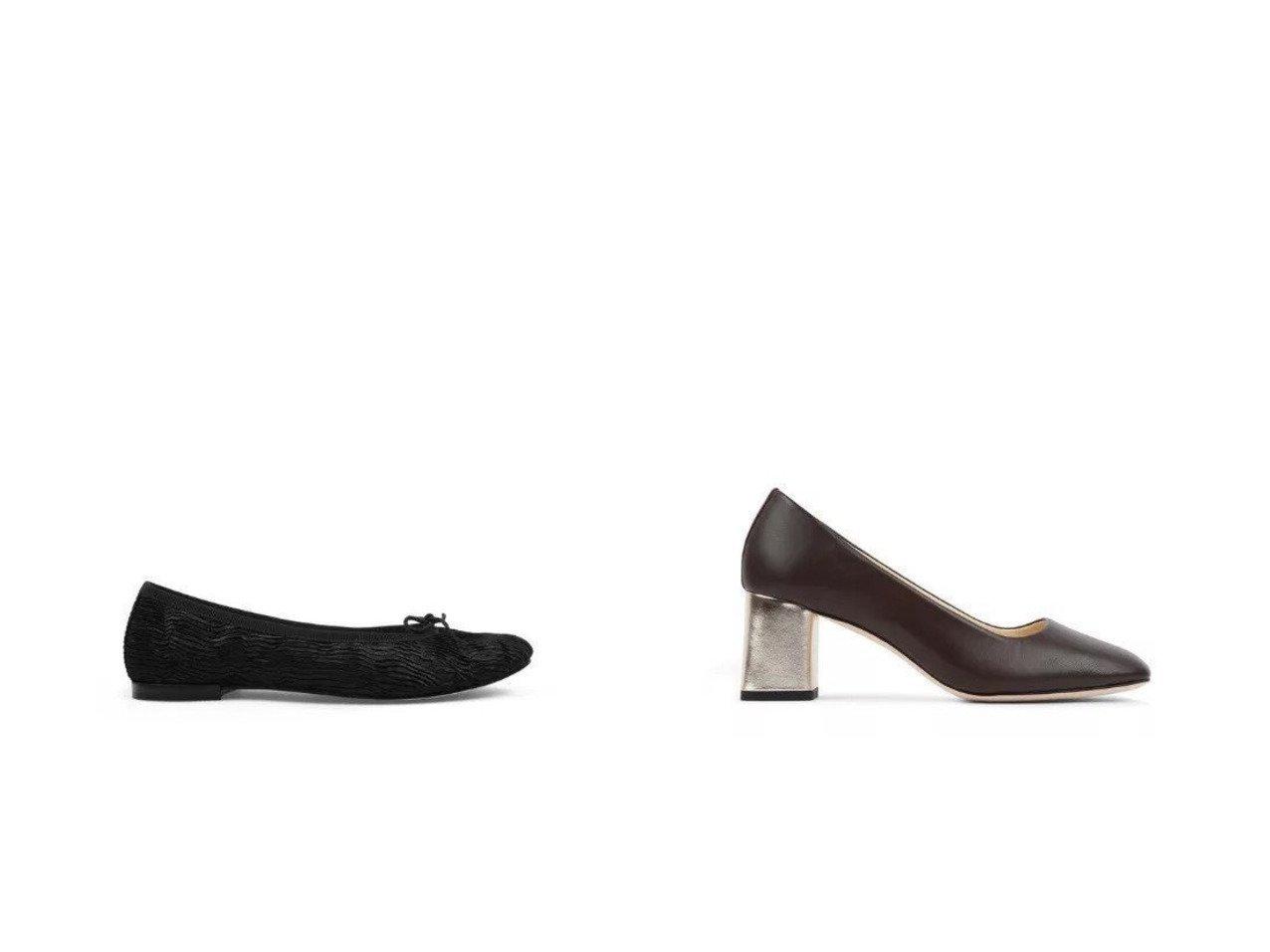 【repetto/レペット】のCendrillon Haute Ballerinas&Marlow Pumps repettoのおすすめ!人気、トレンド・レディースファッションの通販 おすすめで人気の流行・トレンド、ファッションの通販商品 メンズファッション・キッズファッション・インテリア・家具・レディースファッション・服の通販 founy(ファニー) https://founy.com/ ファッション Fashion レディースファッション WOMEN シャーリング シューズ ソックス タイツ バレエ フラット エレガント トレンド メタリック |ID:crp329100000019115
