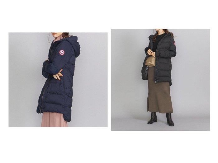 【BEAUTY&YOUTH UNITED ARROWS/ビューティアンド ユースユナイテッドアローズ】のALLISTON COAT ダウンジャケット UNITED ARROWSのおすすめ!人気、トレンド・レディースファッションの通販 おすすめファッション通販アイテム レディースファッション・服の通販 founy(ファニー) ファッション Fashion レディースファッション WOMEN アウター Coat Outerwear コート Coats ジャケット Jackets ジャケット ダウン ドローコード 定番 Standard フィット ポケット 再入荷 Restock/Back in Stock/Re Arrival |ID:crp329100000019134