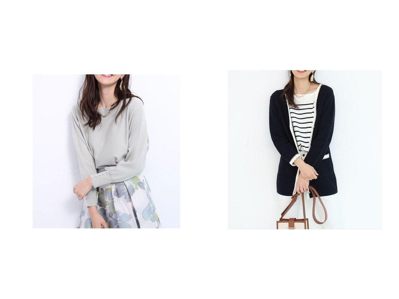 【JUSGLITTY/ジャスグリッティー】の配色ニットジャケット&ドルマンニット JUSGLITTYのおすすめ!人気、トレンド・レディースファッションの通販 おすすめで人気の流行・トレンド、ファッションの通販商品 メンズファッション・キッズファッション・インテリア・家具・レディースファッション・服の通販 founy(ファニー) https://founy.com/ ファッション Fashion レディースファッション WOMEN トップス Tops Tshirt ニット Knit Tops アウター Coat Outerwear ジャケット Jackets 2021年 2021 2021 春夏 S/S SS Spring/Summer 2021 S/S 春夏 SS Spring/Summer 春 Spring クラシカル ジャケット バランス フロント ポケット ロング 再入荷 Restock/Back in Stock/Re Arrival |ID:crp329100000019166