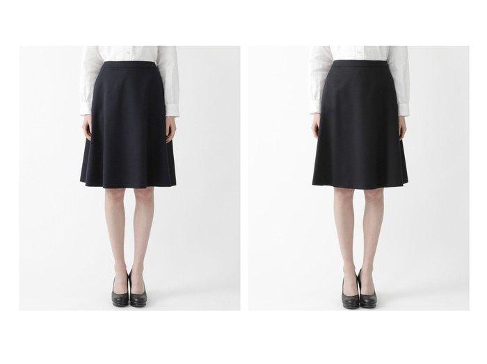 【BLUE LABEL CRESTBRIDGE/ブルーレーベル クレストブリッジ】のエレガントギャバジンフレアスカート スカートのおすすめ!人気、トレンド・レディースファッションの通販  おすすめファッション通販アイテム レディースファッション・服の通販 founy(ファニー) ファッション Fashion レディースファッション WOMEN スカート Skirt Aライン/フレアスカート Flared A-Line Skirts フレア 再入荷 Restock/Back in Stock/Re Arrival |ID:crp329100000019229