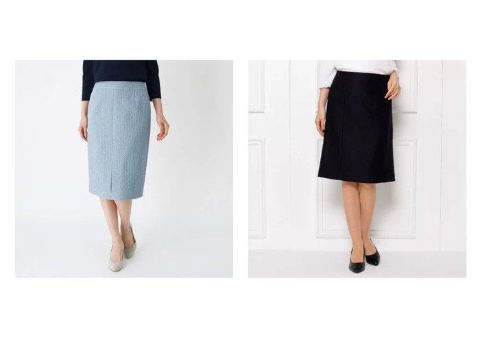 【SHOO LA RUE/シューラルー】の【S-洗える】らくドビースカート&【modify/モディファイ】の膨れジャカードタイトスカート スカートのおすすめ!人気、トレンド・レディースファッションの通販  おすすめファッション通販アイテム レディースファッション・服の通販 founy(ファニー) ファッション Fashion レディースファッション WOMEN スカート Skirt ジャカード ジャケット スマート セットアップ タイトスカート 洗える ストレッチ スーツ ドレス パーティ フィット |ID:crp329100000019249