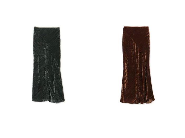 【LOKITHO/ロキト】のWASHED VELVET SKIRT スカートのおすすめ!人気、トレンド・レディースファッションの通販  おすすめファッション通販アイテム レディースファッション・服の通販 founy(ファニー) ファッション Fashion レディースファッション WOMEN スカート Skirt 2021年 2021 2021 春夏 S/S SS Spring/Summer 2021 S/S 春夏 SS Spring/Summer イレヘム ベルベット マキシ マーメイド ロング |ID:crp329100000019251