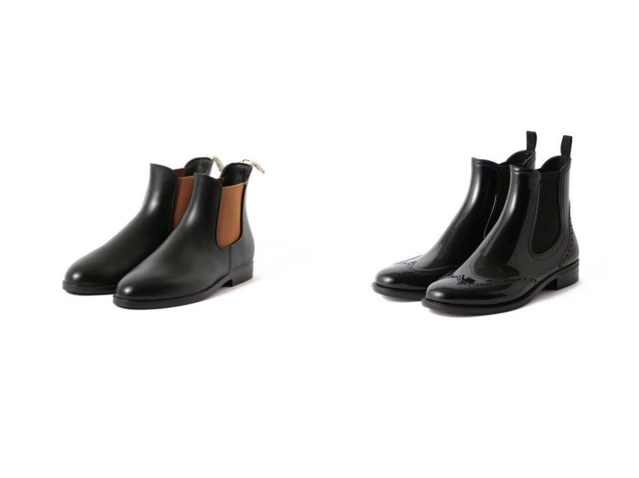 【Demi-Luxe BEAMS/デミルクス ビームス】のサイドゴア レインブーツ&ウイングチップ サイドゴア レインブーツ シューズ・靴のおすすめ!人気、トレンド・レディースファッションの通販  おすすめで人気の流行・トレンド、ファッションの通販商品 メンズファッション・キッズファッション・インテリア・家具・レディースファッション・服の通販 founy(ファニー) https://founy.com/ ファッション Fashion レディースファッション WOMEN キルティング シューズ シンプル ジャケット スニーカー フォルム ベーシック |ID:crp329100000019253