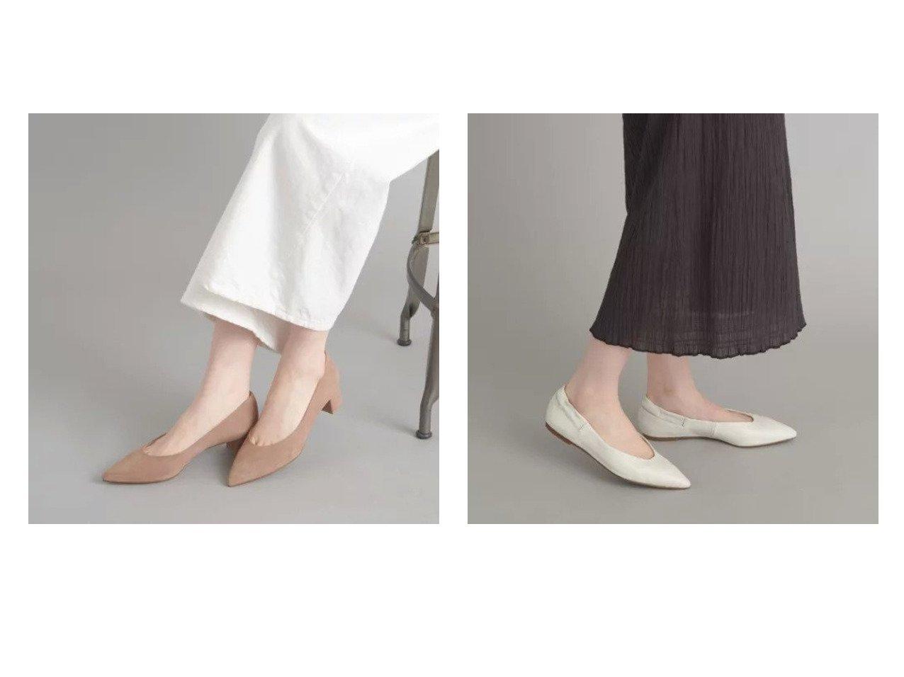 【Odette e Odile/オデット エ オディール】のOFC ギャザーゴム ポインテッド FLT10↓↑&OFD ポインテッド パンプス40↓↑ シューズ・靴のおすすめ!人気、トレンド・レディースファッションの通販  おすすめで人気の流行・トレンド、ファッションの通販商品 メンズファッション・キッズファッション・インテリア・家具・レディースファッション・服の通販 founy(ファニー) https://founy.com/ ファッション Fashion レディースファッション WOMEN シューズ ポインテッド |ID:crp329100000019254