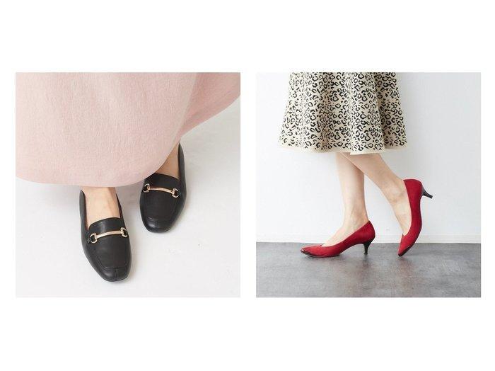 【Piche Abahouse/ピシェ アバハウス】の【伝説のベストセラーパンプス】fluffy fit ポインテッドパンプス&10mmヒール ビットローファー シューズ・靴のおすすめ!人気、トレンド・レディースファッションの通販  おすすめファッション通販アイテム レディースファッション・服の通販 founy(ファニー) ファッション Fashion レディースファッション WOMEN アウター Coat Outerwear シューズ スリッポン 人気 今季 インソール クッション スエード パイソン ベーシック レオパード A/W 秋冬 AW Autumn/Winter / FW Fall-Winter |ID:crp329100000019258
