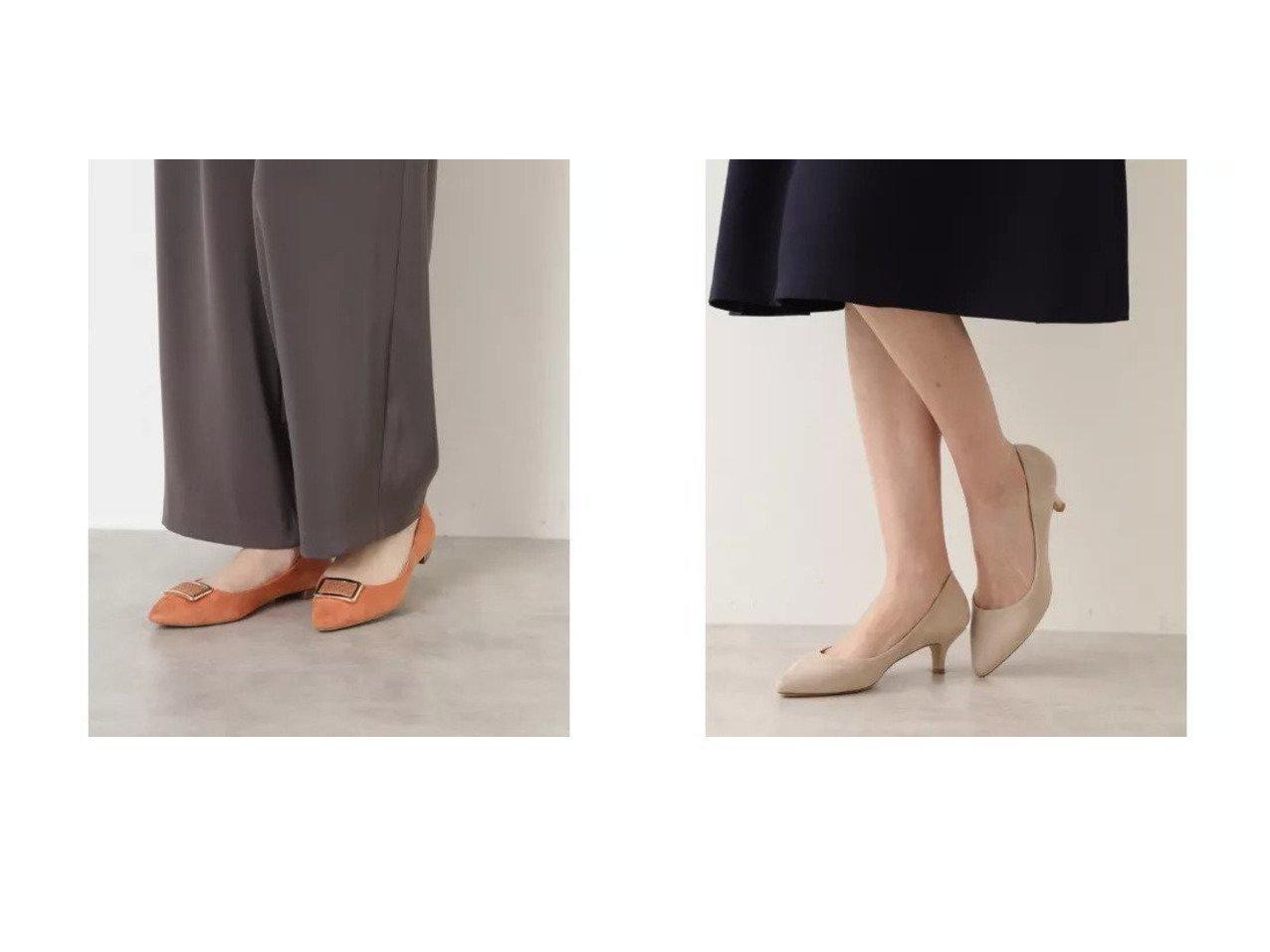 【NATURAL BEAUTY BASIC/ナチュラル ビューティー ベーシック】のエンボスバックルカッター&撥水エアリーパンプス シューズ・靴のおすすめ!人気、トレンド・レディースファッションの通販  おすすめで人気の流行・トレンド、ファッションの通販商品 メンズファッション・キッズファッション・インテリア・家具・レディースファッション・服の通販 founy(ファニー) https://founy.com/ ファッション Fashion レディースファッション WOMEN バッグ Bag シューズ メッシュ フィット  ID:crp329100000019262