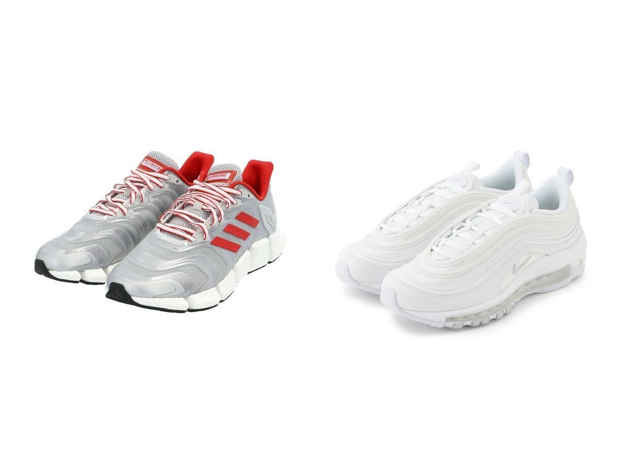 【NERGY/ナージー】の【NIKE】ナイキエアマックス97ウィメンズシューズ&【adidas Sports Performance/アディダス スポーツ パフォーマンス】のクライマクール ベント CLIMACOOL VENTO アディダス シューズ・靴のおすすめ!人気、トレンド・レディースファッションの通販  おすすめで人気の流行・トレンド、ファッションの通販商品 メンズファッション・キッズファッション・インテリア・家具・レディースファッション・服の通販 founy(ファニー) https://founy.com/ ファッション Fashion レディースファッション WOMEN NEW・新作・新着・新入荷 New Arrivals シューズ スニーカー スリッポン メッシュ ランニング パイピング |ID:crp329100000019268