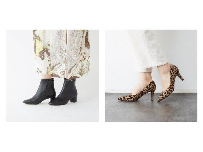 【Au BANNISTER/オゥ バニスター】の切り替えショートブーツ&Safree ハイヒールパンプス シューズ・靴のおすすめ!人気、トレンド・レディースファッションの通販  おすすめファッション通販アイテム インテリア・キッズ・メンズ・レディースファッション・服の通販 founy(ファニー) https://founy.com/ ファッション Fashion レディースファッション WOMEN シューズ ショート シンプル パイソン A/W 秋冬 AW Autumn/Winter / FW Fall-Winter インソール ダウン デニム ハイヒール 人気 |ID:crp329100000019274
