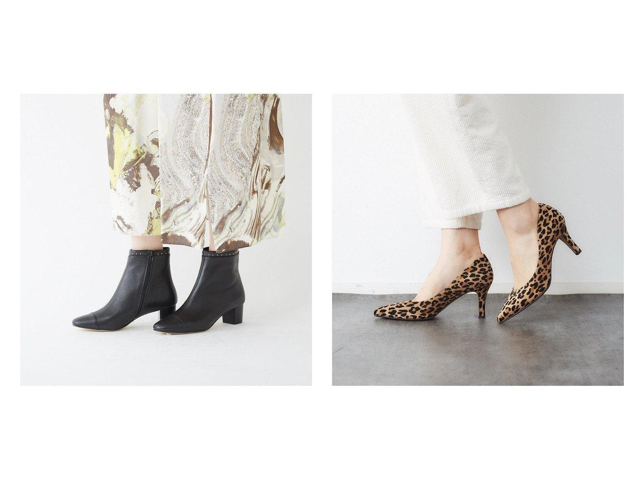 【Au BANNISTER/オゥ バニスター】の切り替えショートブーツ&Safree ハイヒールパンプス シューズ・靴のおすすめ!人気、トレンド・レディースファッションの通販  おすすめで人気の流行・トレンド、ファッションの通販商品 メンズファッション・キッズファッション・インテリア・家具・レディースファッション・服の通販 founy(ファニー) https://founy.com/ ファッション Fashion レディースファッション WOMEN シューズ ショート シンプル パイソン A/W 秋冬 AW Autumn/Winter / FW Fall-Winter インソール ダウン デニム ハイヒール 人気 |ID:crp329100000019274